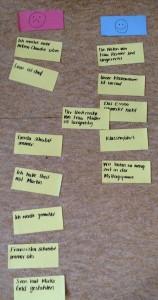 Was kann beim Klassenrat besprochen werden und was nicht?