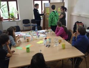 Auswertung der Demokratiekonferenz im Jugendring Leipzig