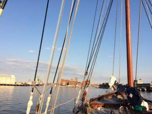 mit der Qualle in den Sommer segeln :)